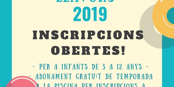 CASAL D'ESTIU 2019 A LLAVORSÍ