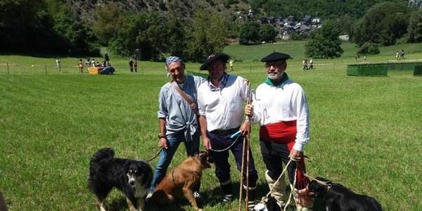 Guanyadors 32è Concurs de Gossos d'Atura de Llavorsí
