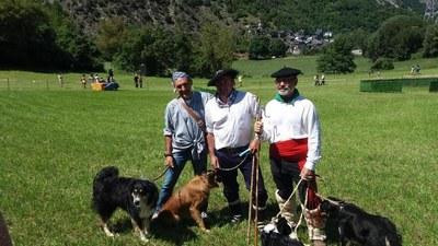 Éxit de participació en el 32è Concurs de Gossos d'Atura de Llavorsí