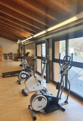 Nou material de gimnàs a la Sala Bauret