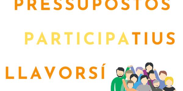Pressupostos participatius Llavorsí 2020